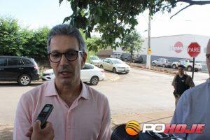 Governador Romeu Zema (Foto: Juarez Martins)
