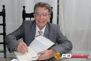 Ex-prefeito Natal José Fernandes (Foto: Arquivo Juarez Martins).
