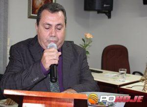 Vereador Pedro Osvando de Castro