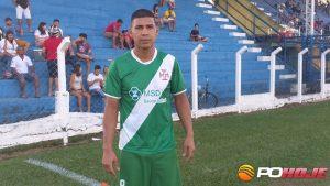 Henrique Cavalo do Cruzeiro da Prata artilheiro com 24 gols.