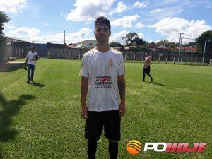Guilherme Cavalinho do Nacional é o artilheiro com 16 gols.