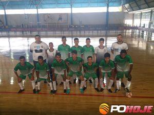 Equipe Futsal da Escola Carmem Celina
