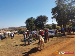 Cavalgada da Festa da Produção de 2018 (Foto: Divulgação Clube do Cavalo)