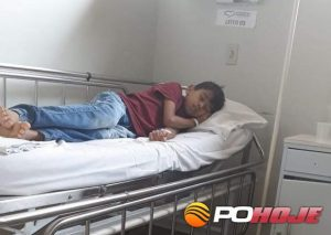 Marcelo Marques de Castro, 11 anos.