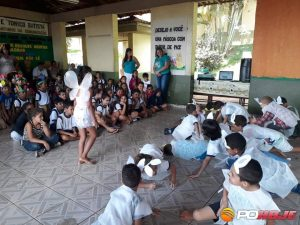 Foto: Arquivo da Escola Estadual Tonico Batista